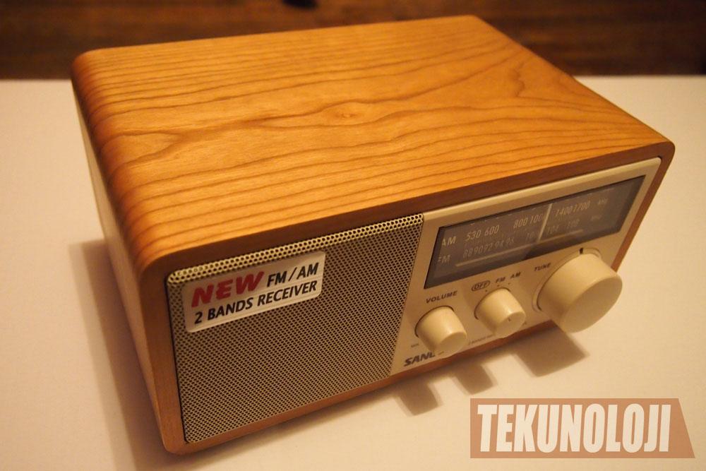 Sangean WR 11 AM FM Review
