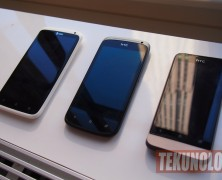 HTC One X, One S and One V